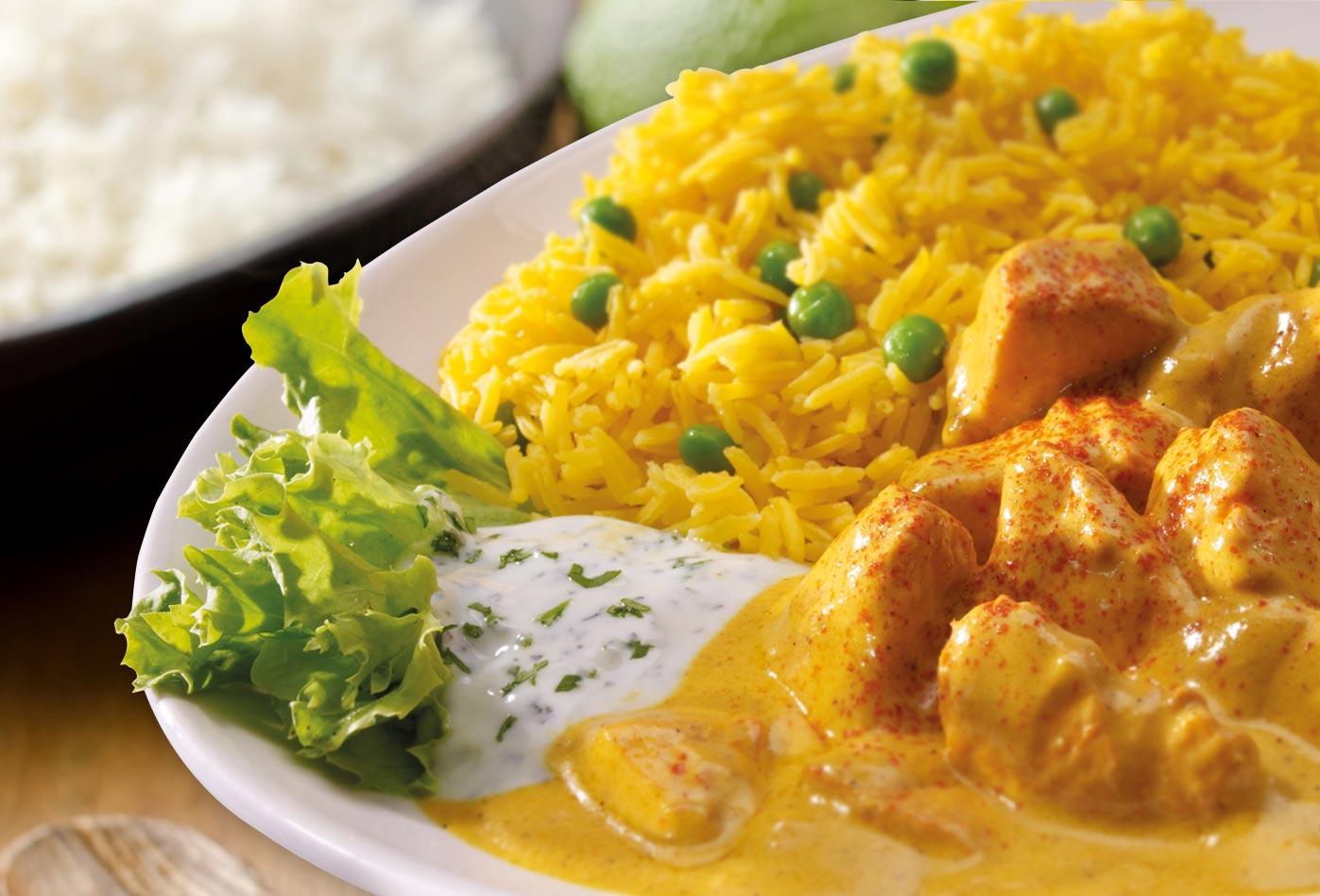 Chicken madras rezept indisch