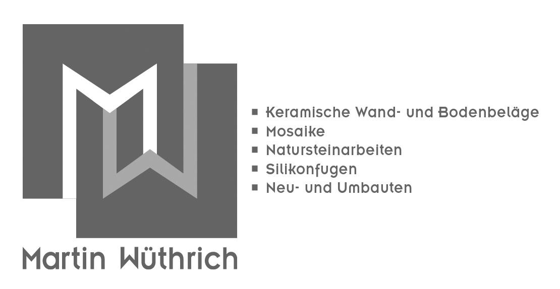 Bildergebnis für martin wüthrich plattenbeläge  logo
