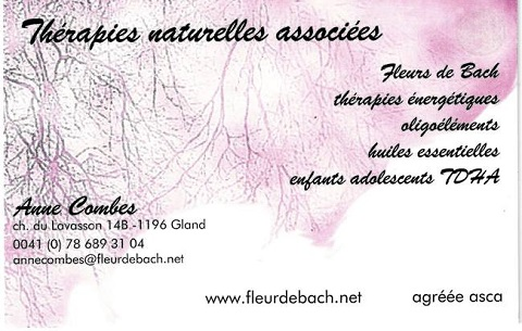 Therapies Naturelles Associees A Nyon