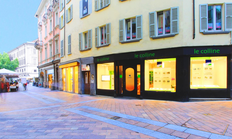 Ufficio Stranieri A Lugano : Le colline sa in lugano view address & opening hours on local.ch