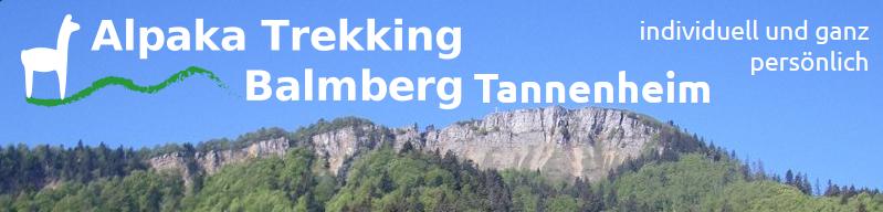 Bild Alpaka Trekking Balmberg
