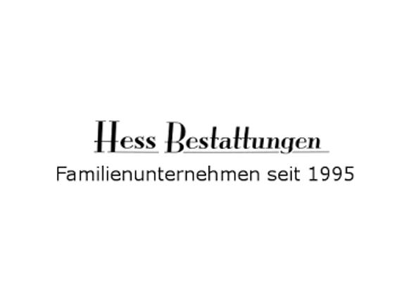 Bild Hess Bestattungen