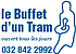 le Buffet d&#x27;un Tram logo