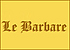 le Barbare logo