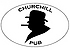 Churchill Pub logo