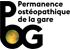 Permanence Ostéopathique de la Gare