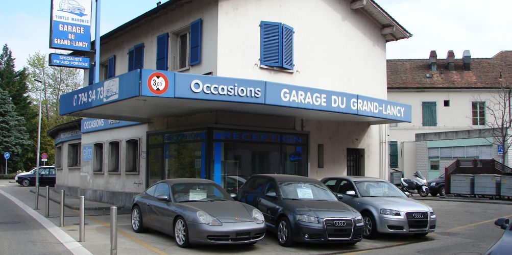 Garage Grand Lancy In Grand Lancy View Address Opening Hours On