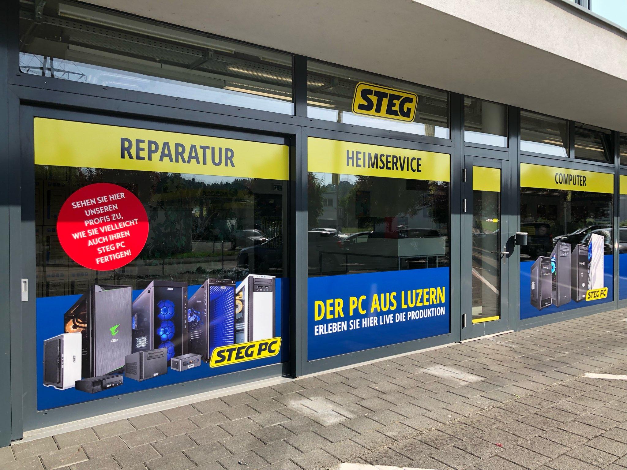 STEG Computer & Electronics a Luzern - Indirizzi e orari d