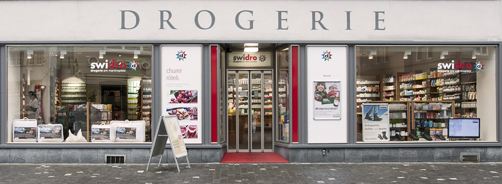 Drogerie am Martinsplatz AG