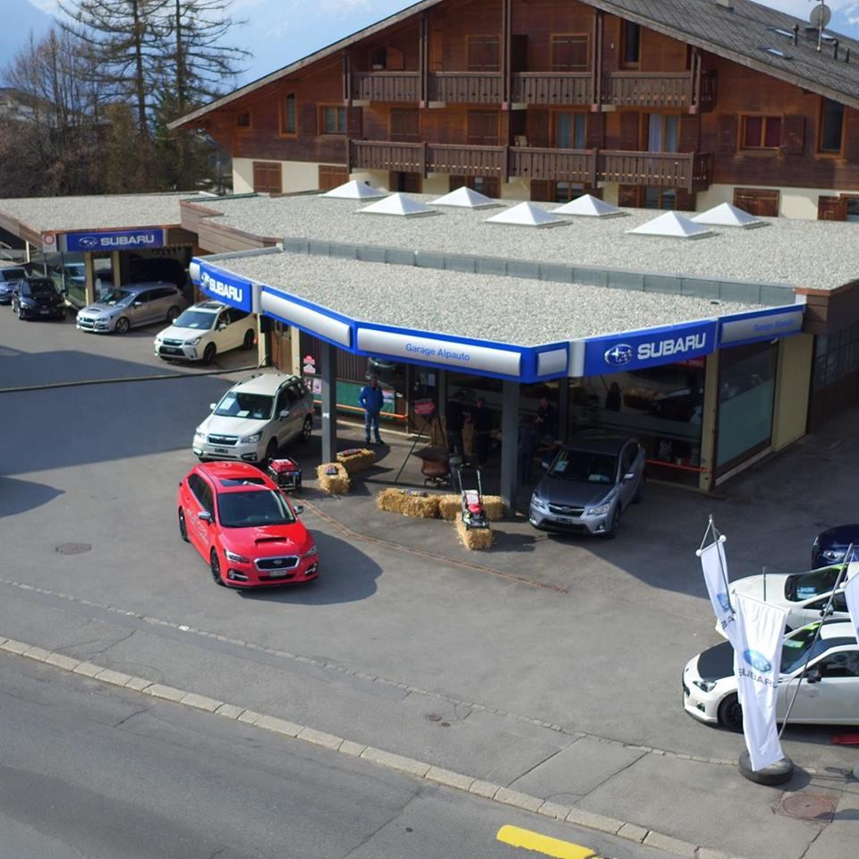 Alpauto In Villars Sur Ollon Adresse Offnungszeiten Auf