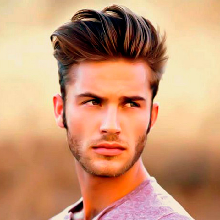 coiffure homme 18 ans