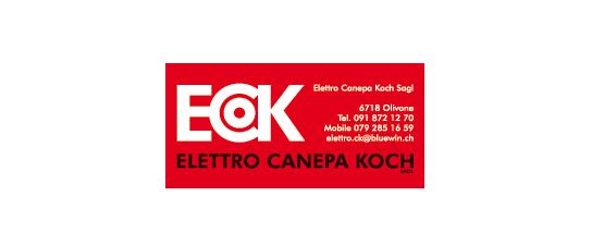 Elettro Canepa Koch Sagl