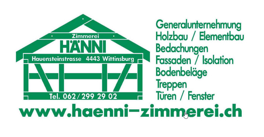 Hänni Zimmerei GmbH