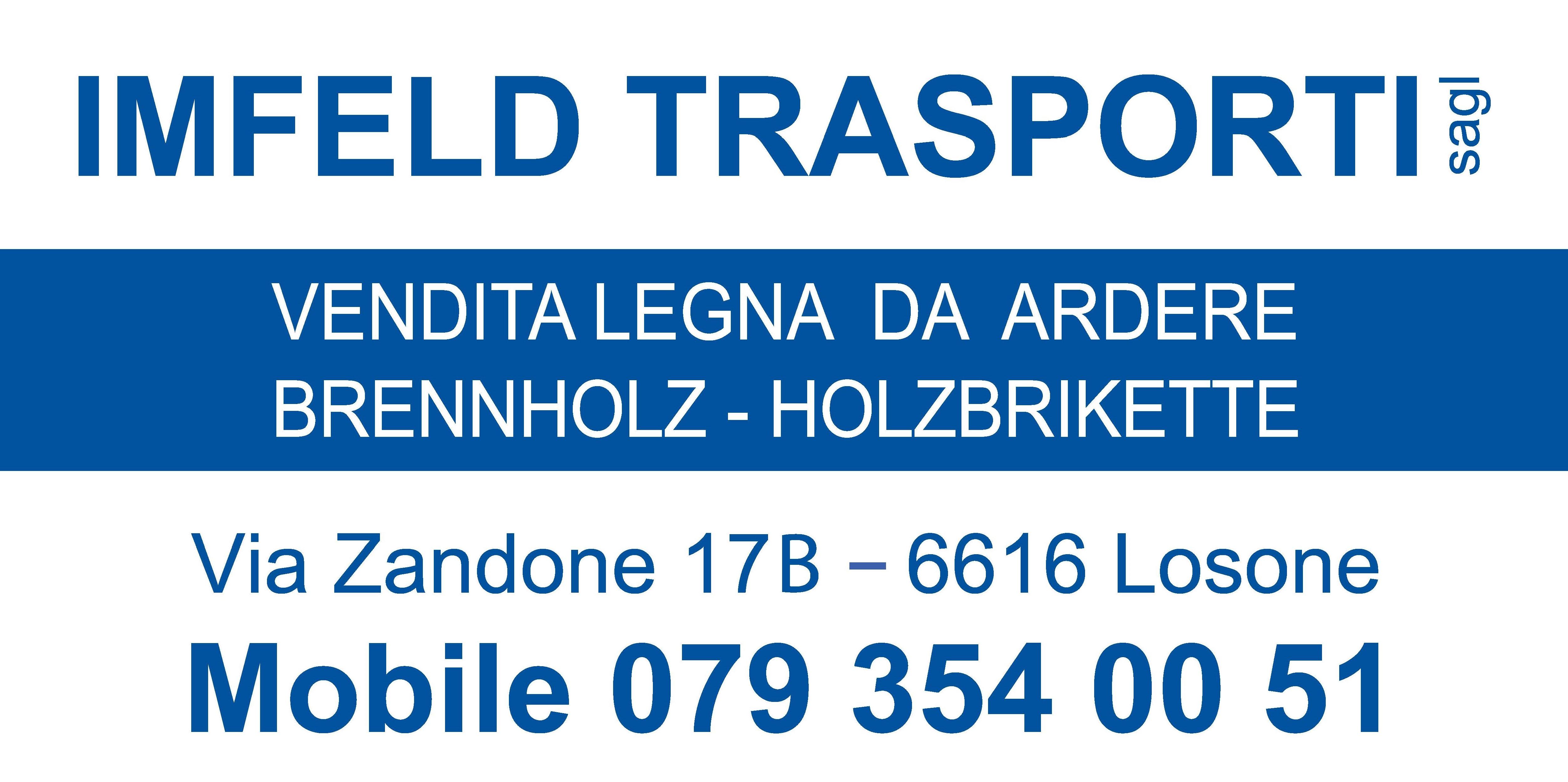 Imfeld Trasporti sagl