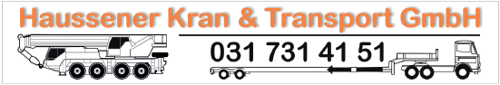 Haussener Kran und Transport GmbH
