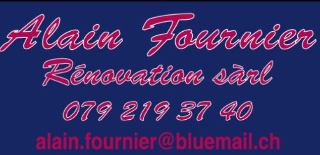 Alain Fournier Rénovation Sàrl