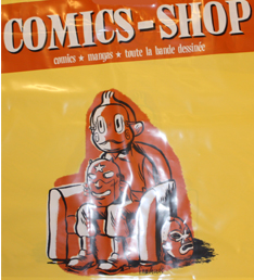 Comics-Shop Keller