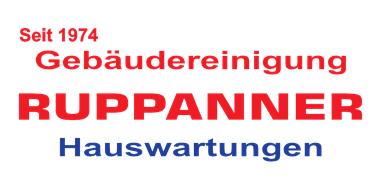 Gebäudereinigung RUPPANNER Hauswartungen