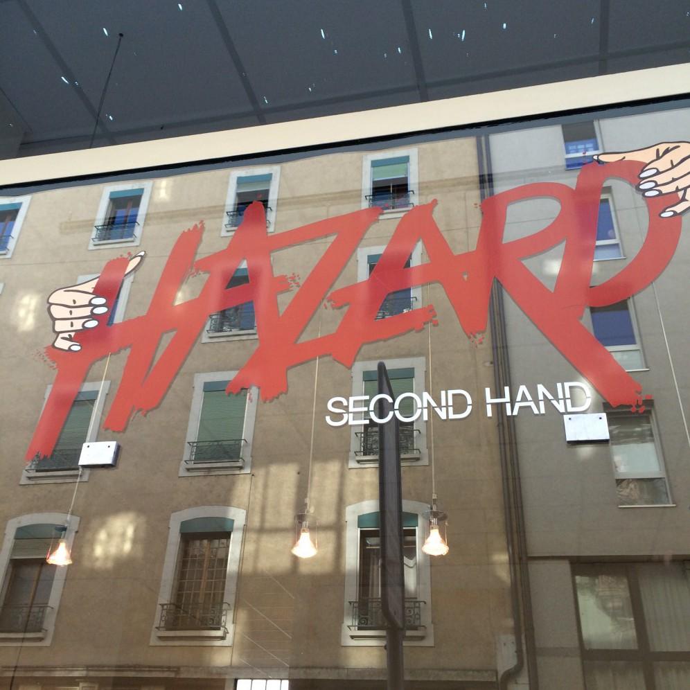 Hazard 2nd Hand