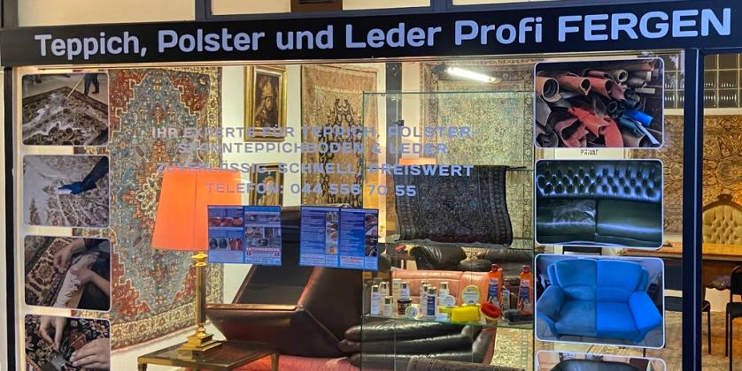 Polster - Leder & Teppich Profi Fergen