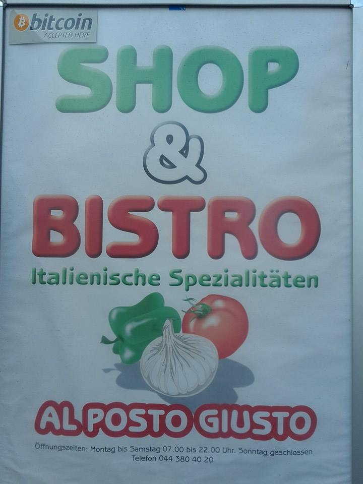 'Al posto giusto' Bistro + Gourmet AG
