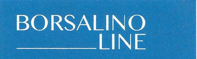 Borsalino Line