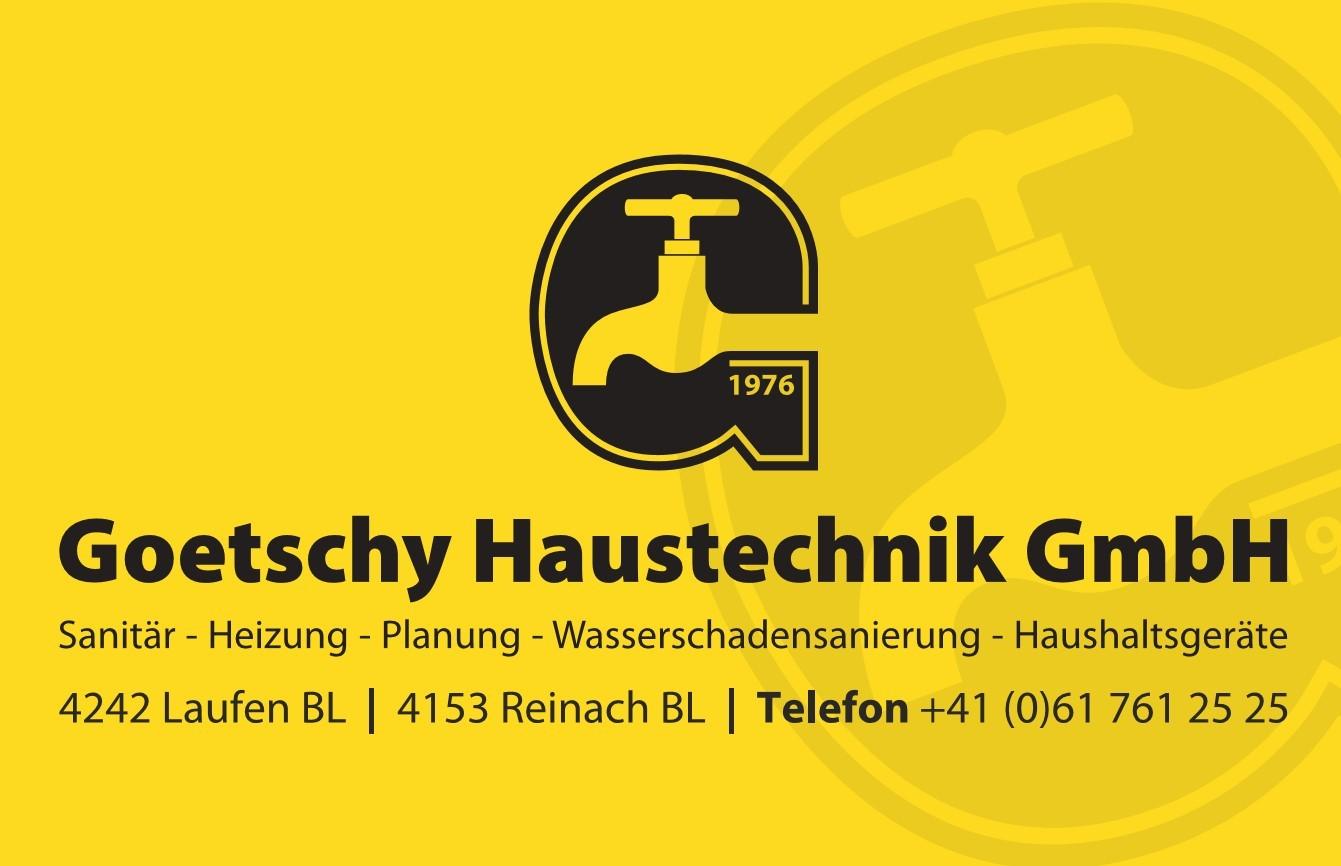 Goetschy Haustechnik GmbH