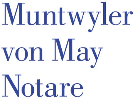 Muntwyler von May Notare