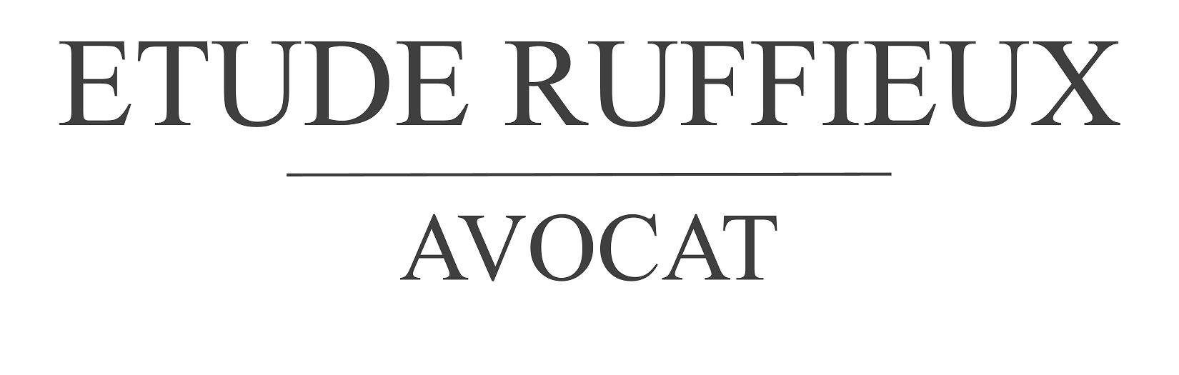 Etude RUFFIEUX Avocat