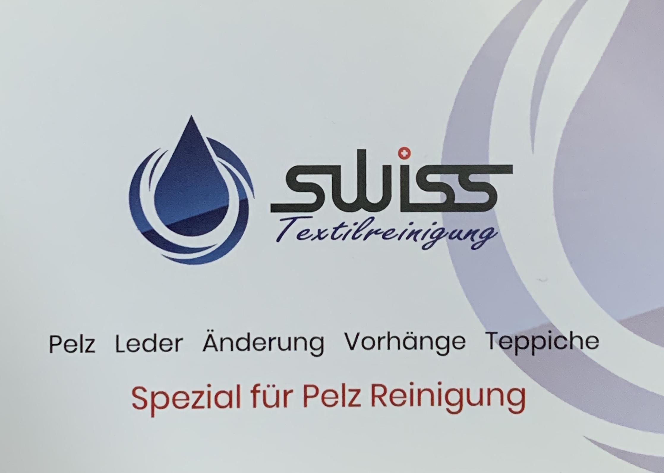 Swiss Textilreinigung