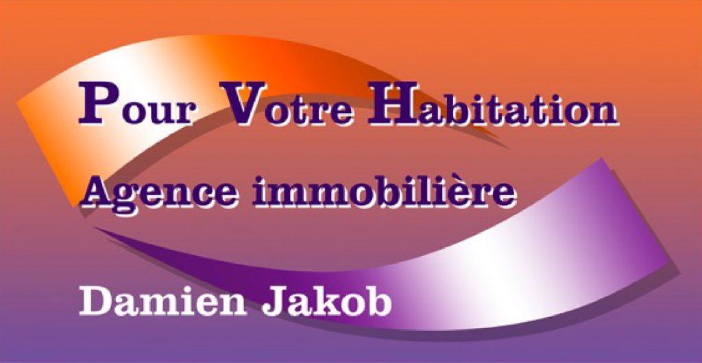 Agence POUR Votre Habitation littoral et régional, Damien Jakob