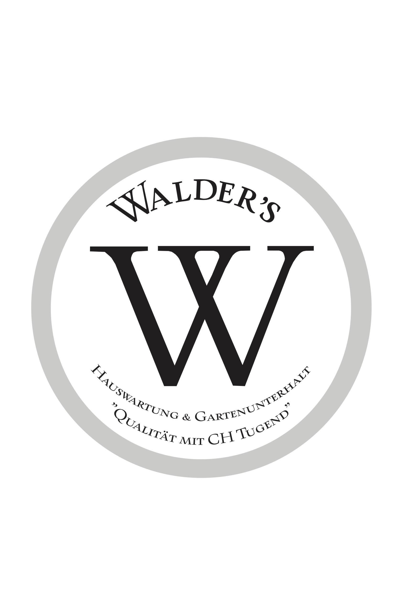 Walder's Hauswartung & Gartenunterhalt AG