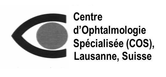 Dr méd. Centre d'Ophtalmologie Spécialisée, COS