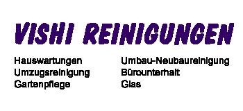 Vishi Reinigungen GmbH