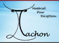 Tachon Location Matériel Réceptions Sàrl