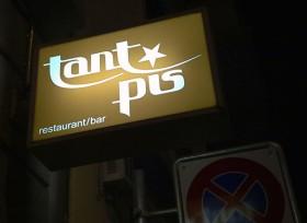 TANT PIS