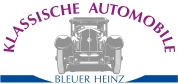 Klassische Automobile Bleuer