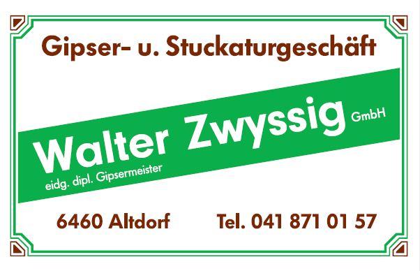 Walter Zwyssig GmbH
