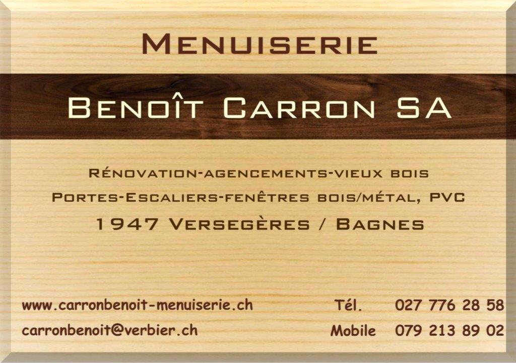 Bild Carron Benoît SA