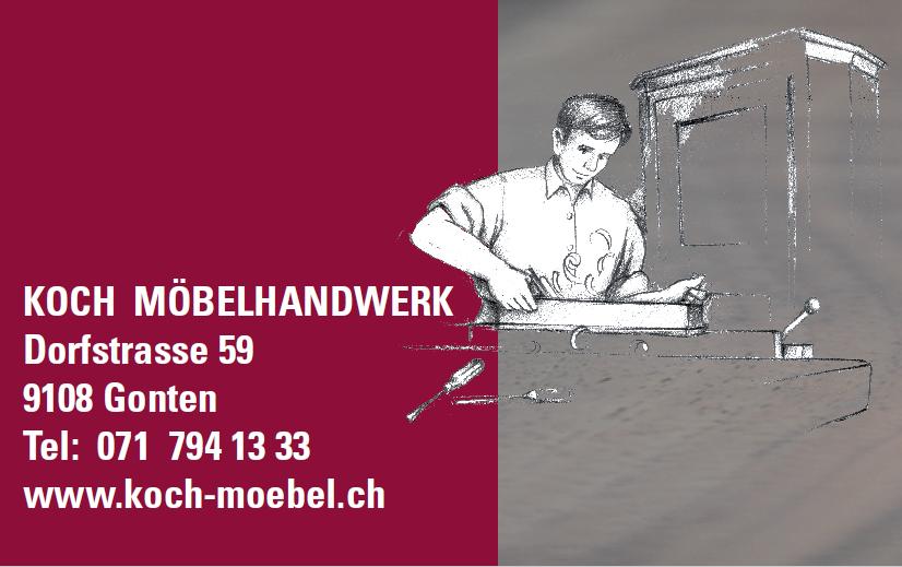 Immagine Koch Möbelhandwerk AG