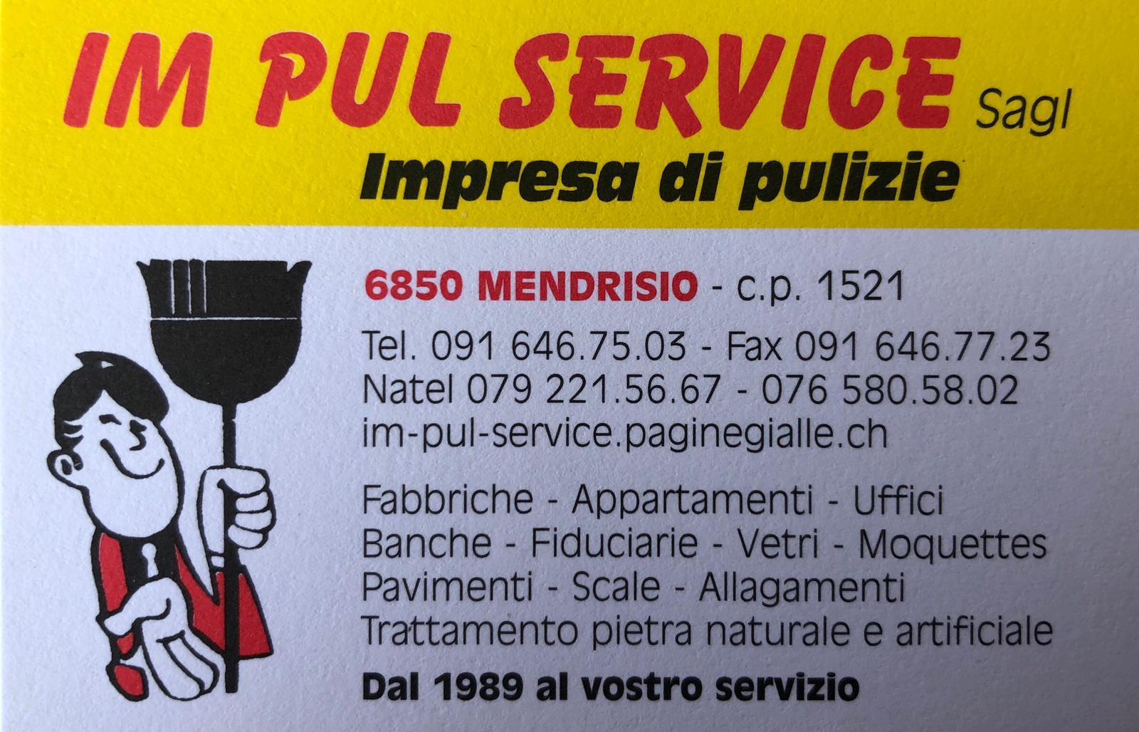 IM PUL SERVICE Sagl