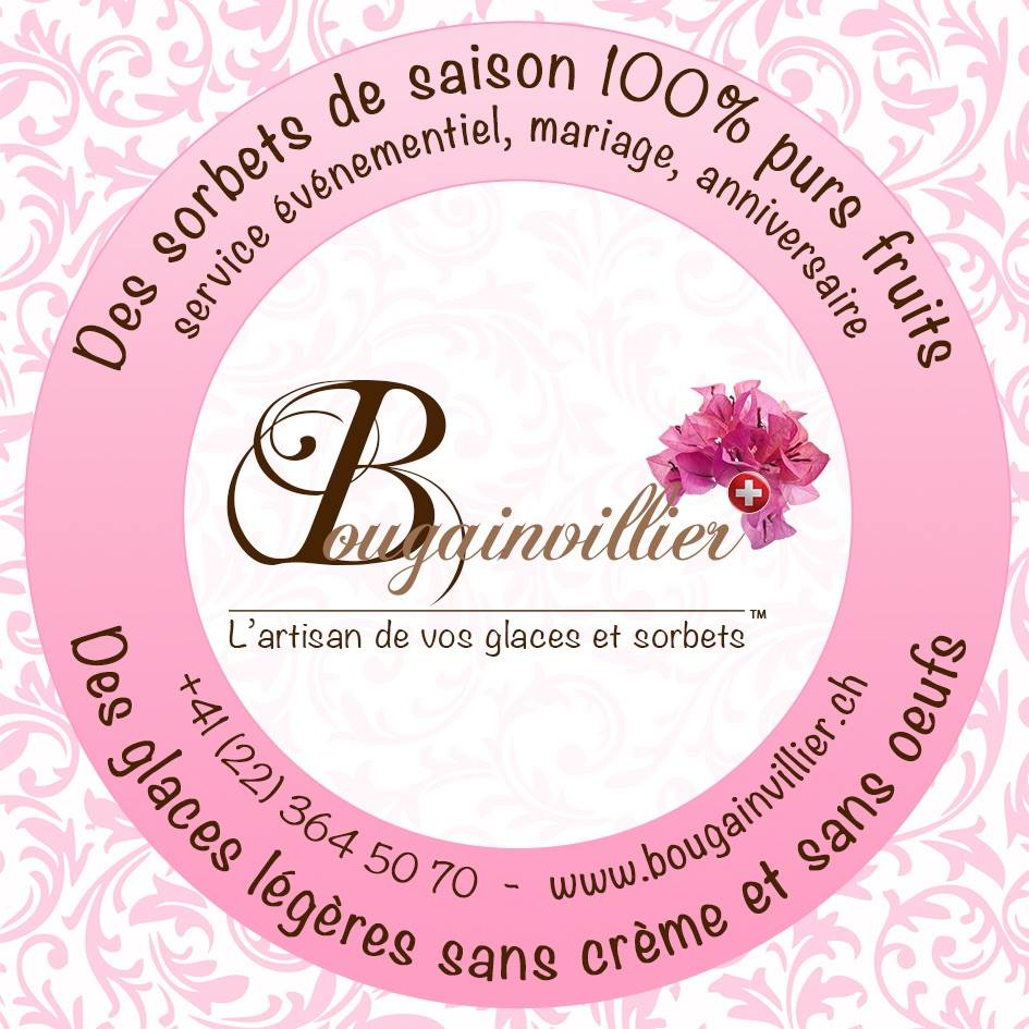 BOUGAINVILLIER Glaces & Sorbets