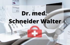 Dr. med. Schneider Walter
