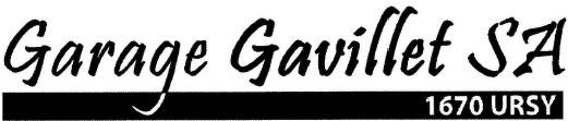 Gavillet SA