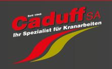 Caduff SA Transporte