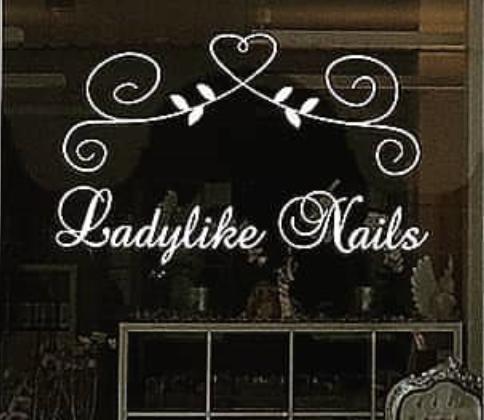 Image Ladylike Nails