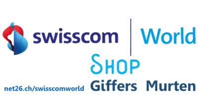 Swisscom World Shop