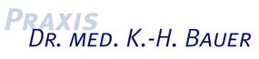 Dr. med. Bauer Karl-Heinz