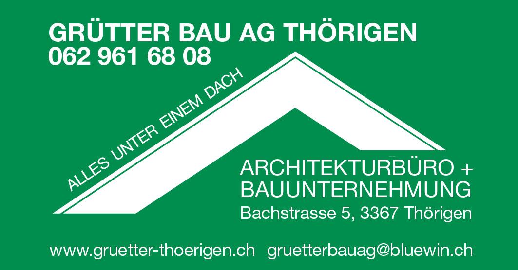Bild Grütter Bau AG