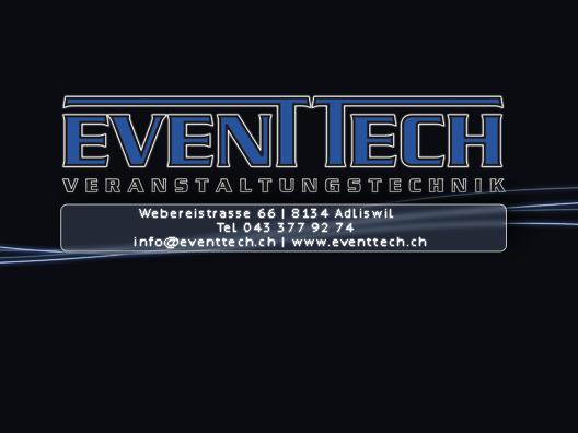 EVENTTECH Veranstaltungstechnik
